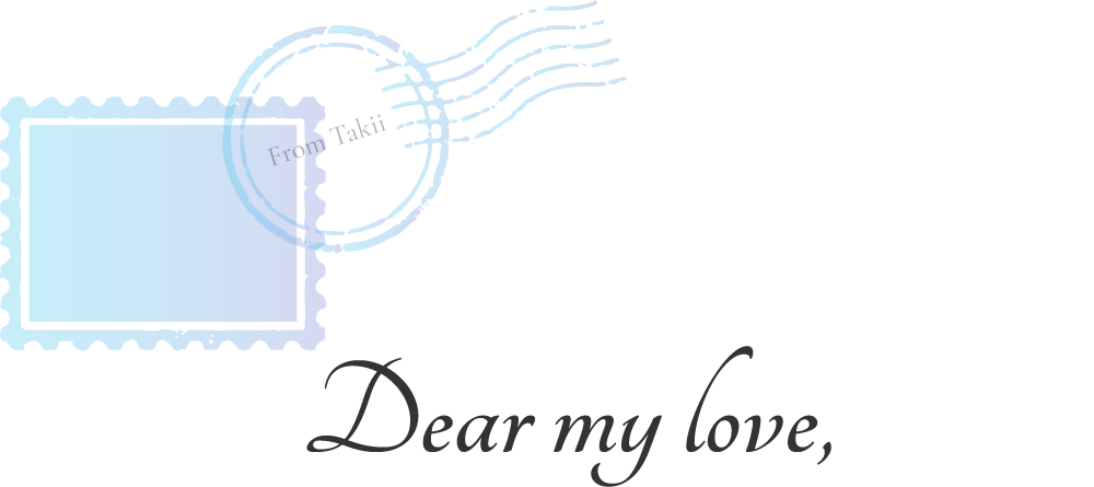 Dear my love